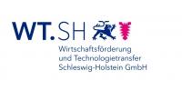 Logo WTSH Wirtschaftsförderung und Technologietransfer Schleswig-Holstein GmbH