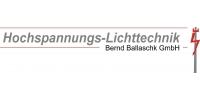 Logo Hochspannungs-Lichttechnik Bernd Ballaschk GmbH