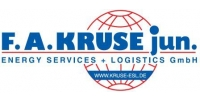 Logo F. A. Kruse jun. Energy Services + Logistics GmbH