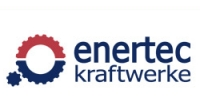 Logo enertec kraftwerke GmbH