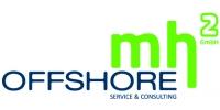 Logo mh² offshore GmbH