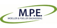 Logo M.P.E. Moeller & Poeller Engineering GmbH (MPE)