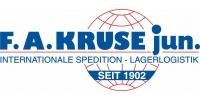 Logo Friedrich A. Kruse jun. Internationale Spedition e.K.