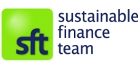 Logo sustainable finance team gmbh