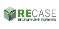 Logo RECASE Regenerative Energien GmbH