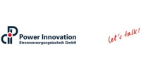 Logo Power Innovation Stromversorgungstechnik GmbH