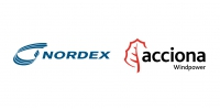 Logo Nordex / Acciona Windpower