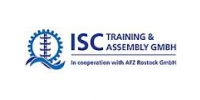 Logo ISC Training & Assembly GmbH
