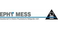 Logo EPHY MESS Gesellschaft für Elektro-Physikalische Meßgeräte mbH