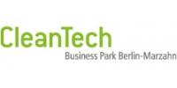 Logo CleanTech Business Park Berlin-Marzahn c/o Bezirksamt Marzahn-Hellersdorf