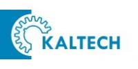 Logo Kaltech ApS