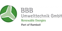 Logo BBB Umwelttechnik GmbH Part of Ramboll