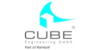Logo CUBE Engineering GmbH - Part of Ramboll
