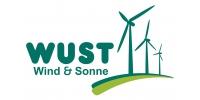 Logo Wust - Wind & Sonne GmbH & Co. KG