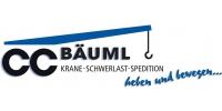 Logo CC Bäuml GmbH Krane - Schwerlast - Spedition