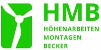 Logo HMB - Höhenarbeiten Montagen Becker