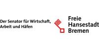 Logo Der Senator für Wirtschaft, Arbeit und Häfen