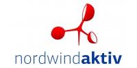 Logo nordwindaktiv e.V. Das Arbeitgebernetzwerk für regenerative Energien in Norddeutschland