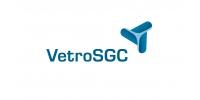 """Logo JSC """"VetroSGC"""""""