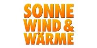 Logo Sonne Wind & Wärme / Sun & Wind Energy /  Offshore Wind Industry