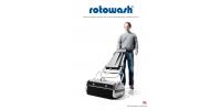 Rotowash ® Reinigungsmaschinen